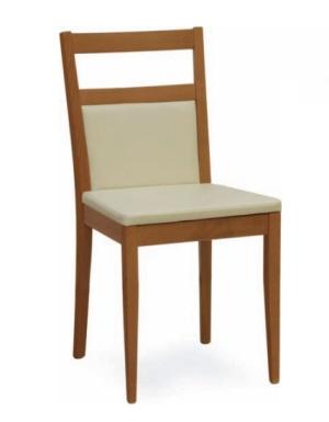 Sedia lady new sedia da soggiorno progetto sedia for Sedie da cucina imbottite