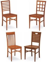 Sedie cucina sedie da cucina sedie per cucina e soggiorno for Seggiole moderne