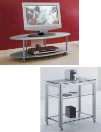 Porta TV Mobili porta tv classici e moderni vetro girevole