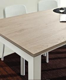 Tavolo allungabile da cucina tavolino contenitore da salotto ...
