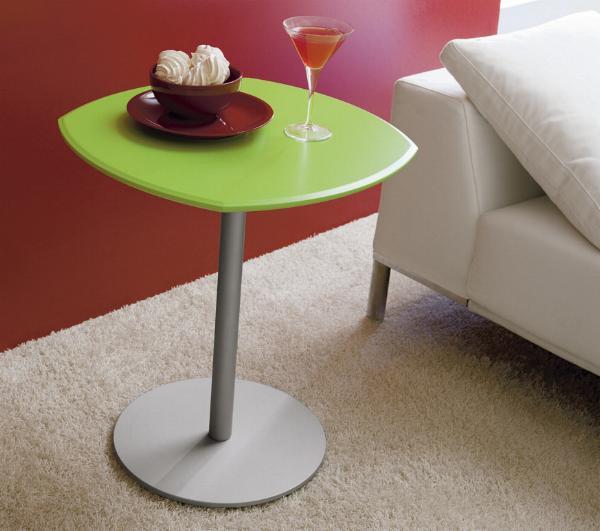 Tavolino da salotto tavolo tavolini in cristallo tavoli moderni ...