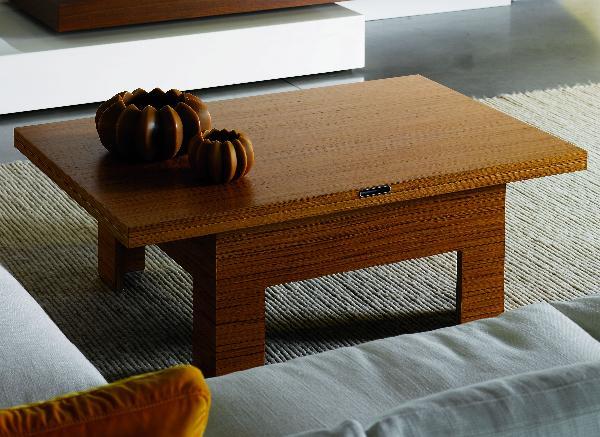Click deck tavolo pieghevole da balcone in legno massiccio da