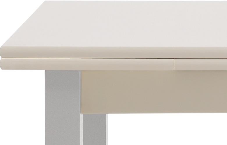 Tavolo da cucina con piano allungabile tavolo rho - Tavolo cucina 120 x 70 ...