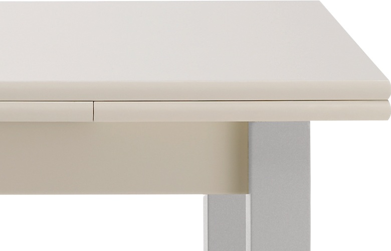 Tavolo da cucina con piano allungabile tavolo rho for Piccoli tavoli da cucina