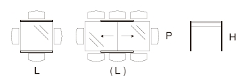 Tavolo Dimensioni Dado