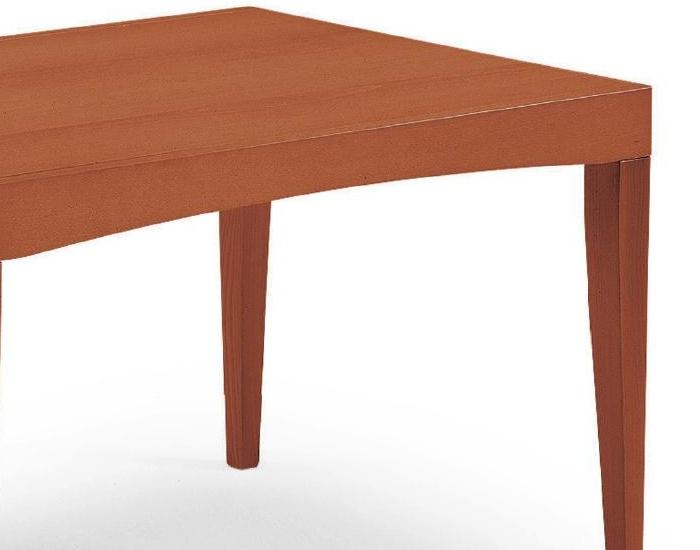 Tavoli in legno allungabili tavolo allungabile economico for Tavolo cucina economico