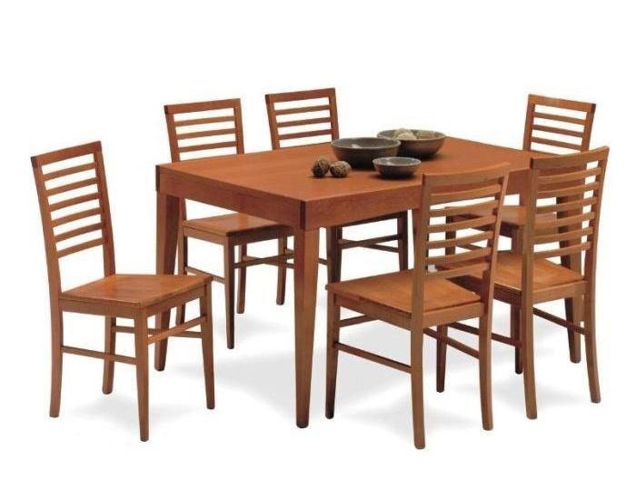 Tavolo davos legno 130 tavolo in legno di faggio cm 130 for Finestra 90 x 130