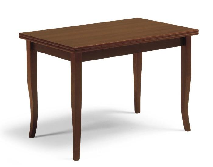 Tavolo in legno allungabile per taverna Napoleon