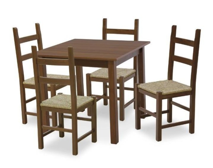 Tavolo in legno vendita tavoli legno gambe legno massello for Tavoli rustici allungabili