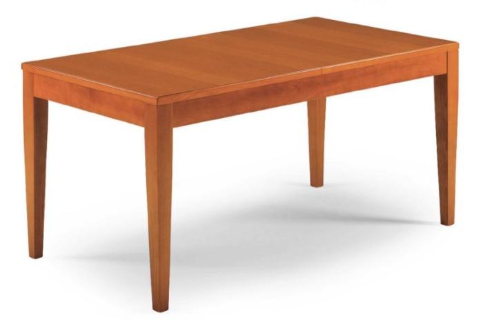 Tavolo in legno allungabile verona for Tavolo allungabile in legno