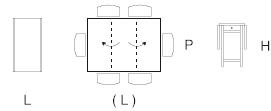 Dimensione Tavolo Mat