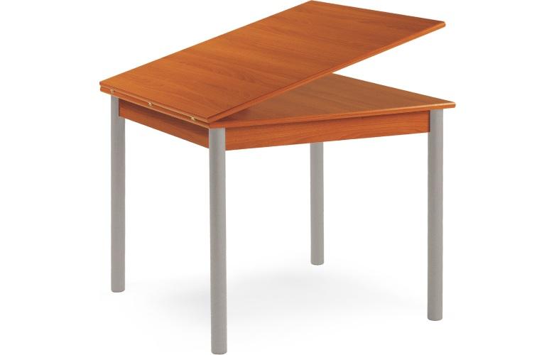 in legno con piano ribaltabile Tavoli in legno in vendita Vendita ...