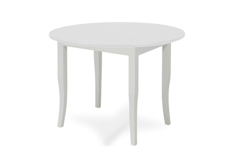 Tavolo rotondo allungabile da cucina o pranzo tavolo rodi tondo - Dimensioni tavolo tondo 4 persone ...