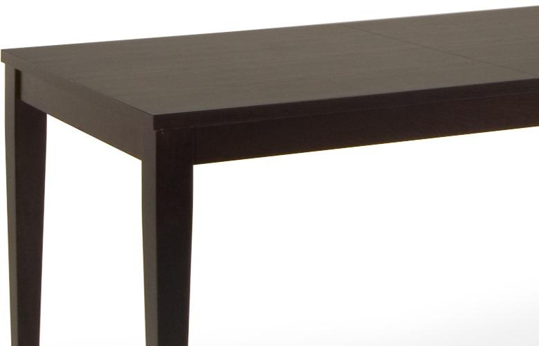 Tavolo in legno allungabile verona for Tavolo wenge